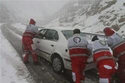 پوشش امدادی به ۲۸۶ حادثه در گلستان