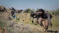 کوژرانی سێ هێزی حەشدی شەعبی لە هێرشی داعش بۆ سەر خانەقین