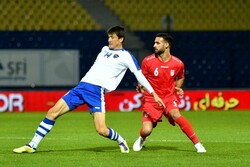 Iran Bosnia match