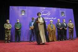 مراسم معارفه استاندار جدید خوزستان