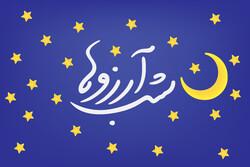 اعمال شب لیلة الرغائب؛ شب آرزوها