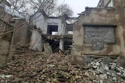 نجات ۴ نفر از زیر آوار ساختمانی در پاکدشت/ عملیات امدادی ادامه دارد
