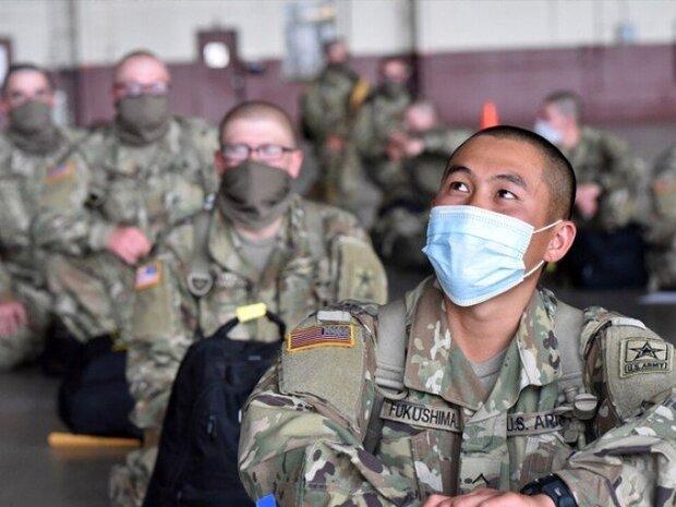 امریکہ کے ہزاروں فوجیوں نے کورونا ویکسین لگوانے سے انکار کردیا