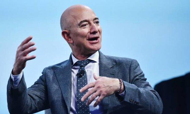 جیف بیزوز ایک بار پھر دنیا کے امیر ترین شخص بن گئے