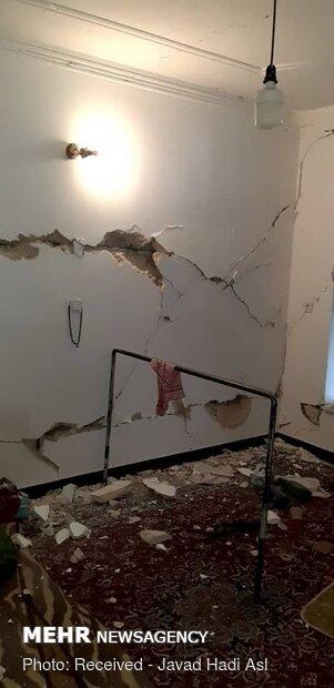 5.6-magnitude quake destroys several houses in Iran's Sisakht