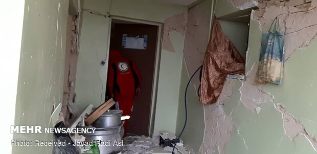5.6-magnitude quake destroys several houses in Iran's Sisakht