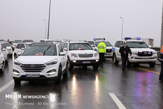 آزادراه غدیر نقش مهمی در توزیع ترافیک بزرگراههای منتهی به ری دارد