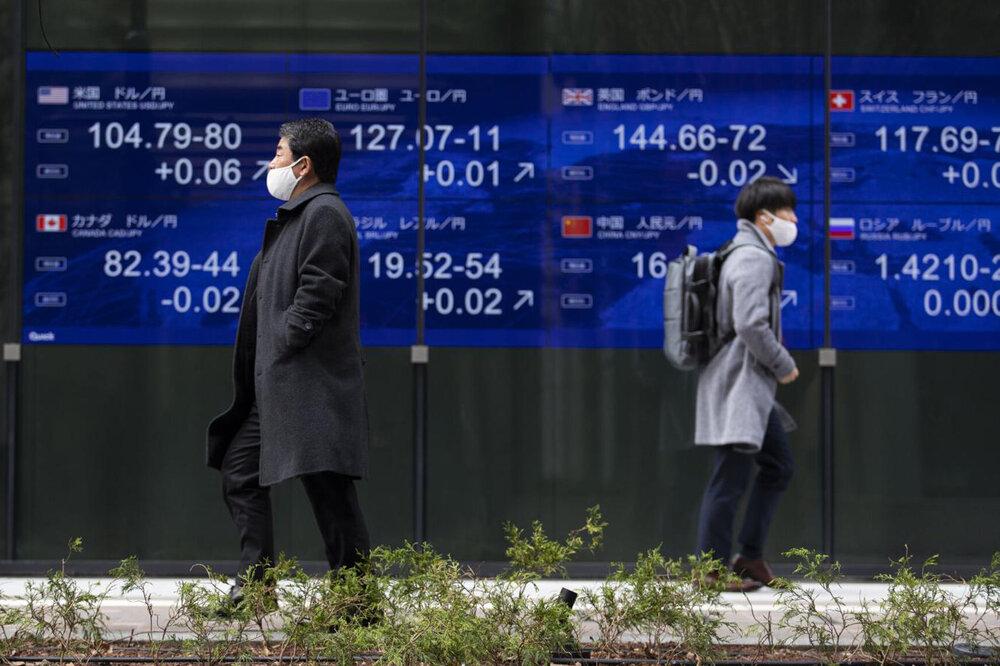 سهام آسیا اقیانوسیه سقوط کردند