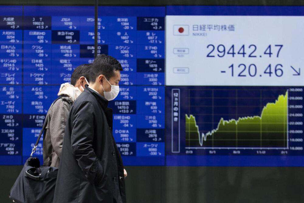 اغلب شاخصهای سهام آسیا رشد کرد