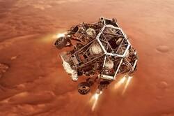 مریخ نورد استقامت با موفقیت بر سطح مریخ فرود آمد