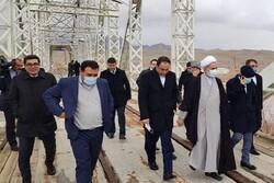 İran heyeti Nahçıvan'da iki ülke arasındaki demiryolu hattını inceledi