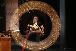 اجرای «رستاک» و تک نوازی نوازنده کوبایی در روز سوم «موسیقی فجر»