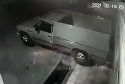 تغییر شیوه سرقت خودرو/ بکسل نیسان پارک شده در گلستان