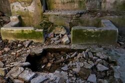 """Sorkhkala Tappeh"" historical bathhouse in Mazandaran"