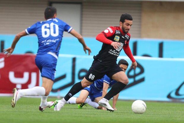 Persepolis 5-0 Gol Gohar: IPL