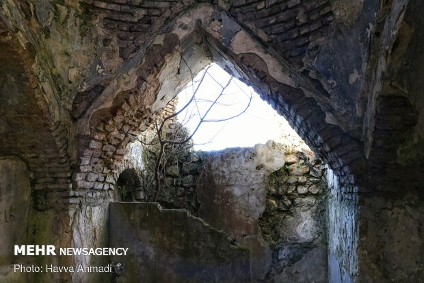 """Sorkhkaka Tappeh"" historical bathhouse in Mazandaran"