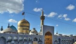 ورود پیکر ۲ شهید مدافع حرم به مشهدالرضا