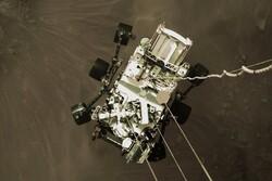 تصاویر تازه مریخنورد استقامت از مریخ