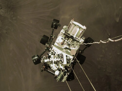 کاوشگر مریخ نورد استقامت به خواب رفت