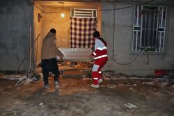 آسیب ۷۰ درصدی منازل سی سخت بر اثر وقوع زلزله