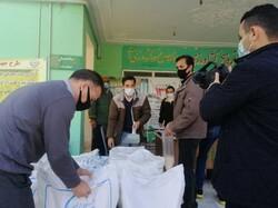 ۹۰ تن کود رایگان در ۸ شهر گلستان توزیع می شود
