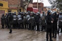 Fas'ta ekonomik darboğaz nedeniyle gösteriler sürüyor