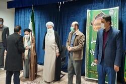 مراسم تجلیل از برگزیدگان جشنواره خدمت رضوی در کرمانشاه برگزار شد