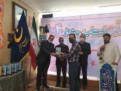 اختتامیه جشنواره چهارگانه بسیج هنرمندان فارس برگزار شد