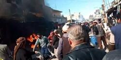 استشهاد 3 مدنيين وإصابة 10 آخرين جراء انفجار في البصيرة بديرالزور