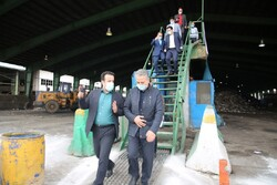 پیشرفت اقدامات سازمان پسماند برای کاهش بوی نامطبوع اطراف تهران