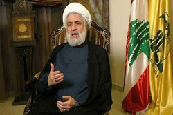 Hezbollah to stand by Iran to confront US: Deputy Sec. Gen.