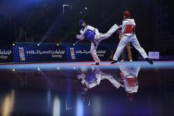 Iran taekwondokas win six medals on 1st day of Asian c'ships