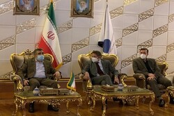 IAEA chief Grossi arrives in Tehran