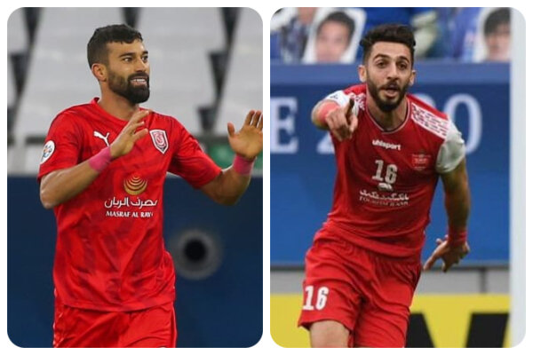 Two Iranians among nominees for Best AFC 2020 Free Kick
