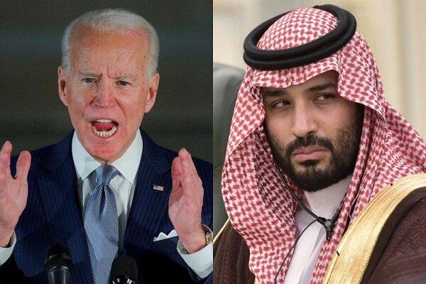 خط ارتباطی تل آویو و ریاض برای آرام کردن خشم بایدن از سعودی ها
