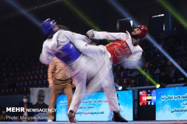 رقابتهای تکواندو قهرمانی جهان به تعویق افتاد