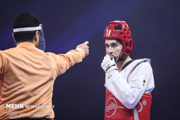 قضاوت ۵ داور ایرانی در مسابقات تکواندو قهرمانی آسیا