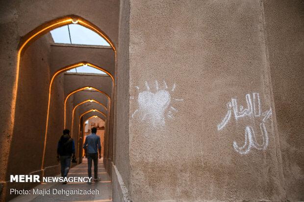 زخم بی فرهنگی بر پیکره کاهگلی شهرجهانی یزد