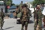 """الجيش الصومالي يعلن مقتل 45 مسلحاً من"""" حركة الشباب"""""""