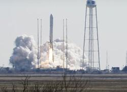 محموله ۳۷۱۹ کیلوگرمی به ایستگاه فضایی بین المللی رفت