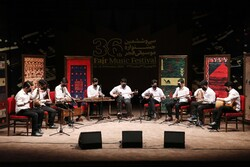 Tehran hosts 5th day of 36th Fajr Music Festival