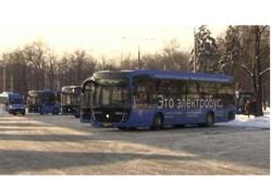 تمام اتوبوس های مسکو تا ۲۰۳۰ برقی می شوند