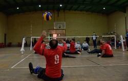 دومین برد تیم ملی والیبال نشسته ایران مقابل روسیه