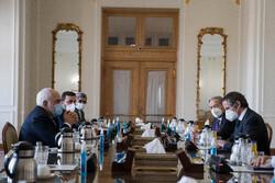 ریفائل گروسی کی ایرانی وزیر خارجہ سے ملاقات