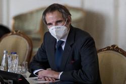 UAEA Başkanı Grossi yarın Tahran'a gelecek
