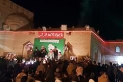 وداع با شهید جستجوگر نور در شاهرود/ قهرمان مرصاد به خانه رسید