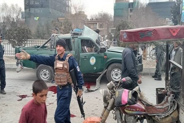 At least 2 killed, 5 wounded in Kabul blast (+VIDEO)
