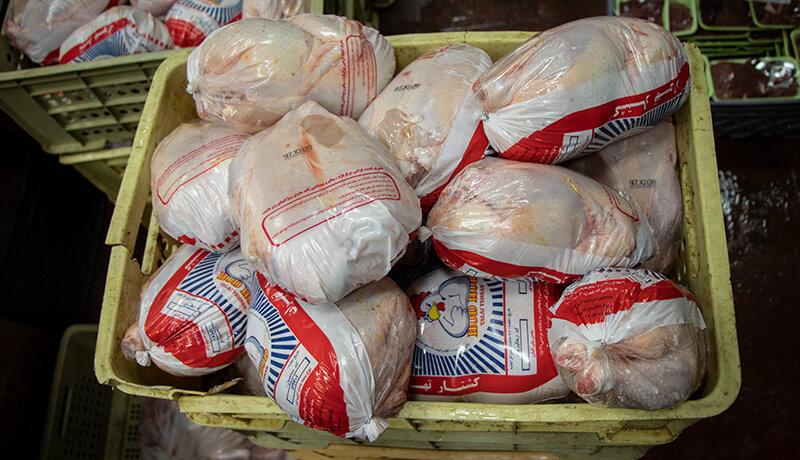 کمبود کاذب و ذخیره سازی خانگی، دو عامل افزایش قیمت مرغ در بازار