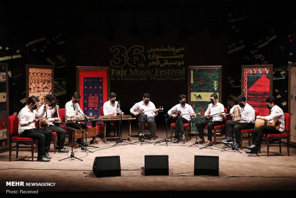 Mehr News Agency - Tehran hosts 5th day of 36th Fajr Music Festival