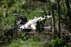 میکسیکو میں فوجی طیارہ گرنے کے نتیجے میں 6 اہلکار ہلاک